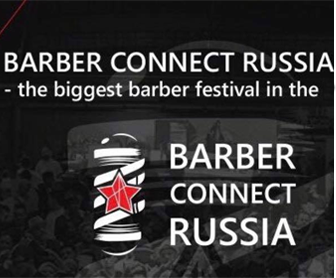 Barber Connect Russia!